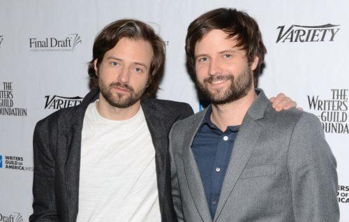Ross e Matt Duffer. Foto IPA