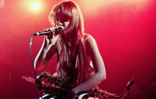 Beatrice Antolini è perfetta per la band di Vasco Rossi