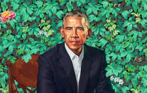 Kehinde Wiley, un 'black painter' per Obama