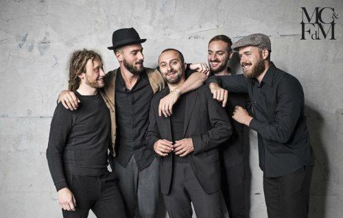Mattia Caroli & I Fiori del Male, in anteprima il nuovo video in reverse