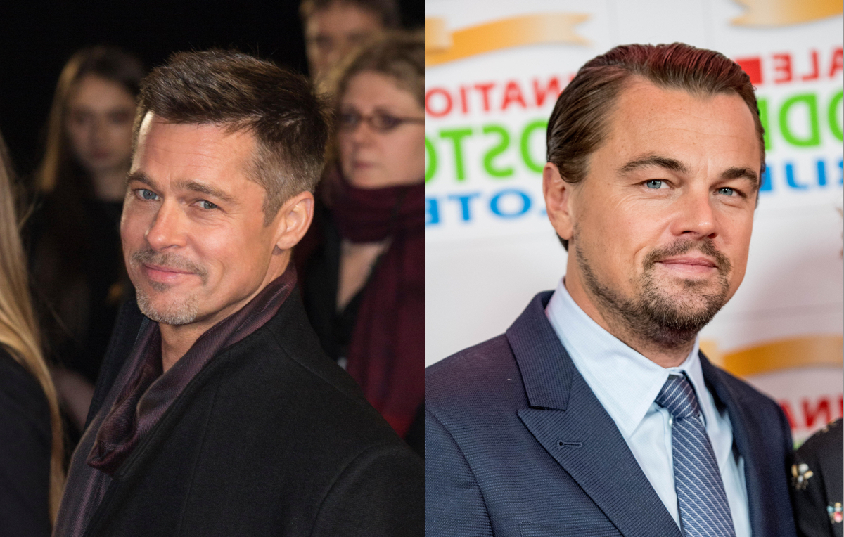 Brad Pitt, DiCaprio e Tarantino: ecco Once Upon a Time in Hollywood