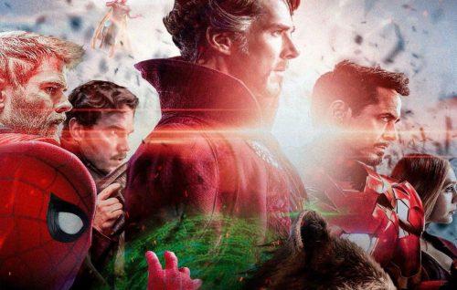 Avengers: Infinity War, ecco il nuovo trailer