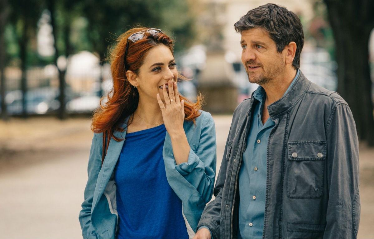Miriam Leone e Fabio De Luigi.