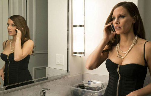 'Molly's Game', il backstage del nuovo film con Jessica Chastain