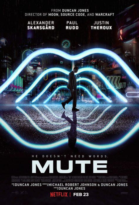 Mute - Duncan Jones