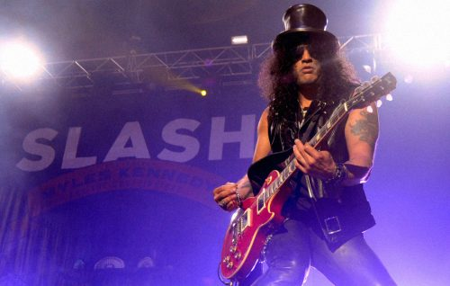 Slash, un nuovo album con Myles Kennedy e i Conspirators