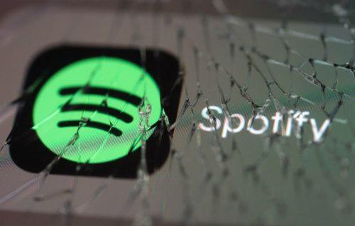 L'esercito degli stronzi all'attacco di Spotify