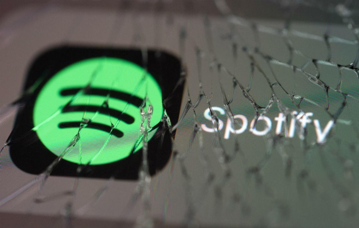 Spotify all'attacco contro gli account pirata