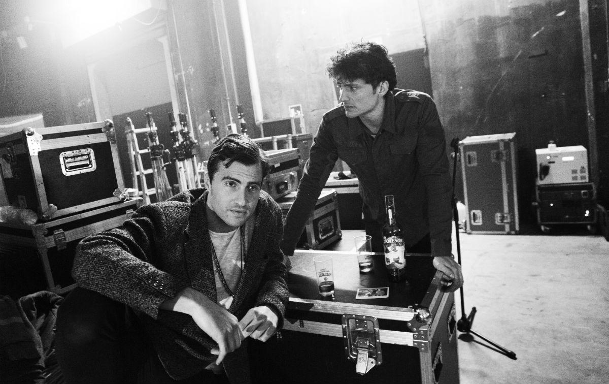 I General Brothers sono un trio con l'aiuto di un batterista, Umberto Lupo. Ma sono arrivati anche a essere in quattro e poi in cinque. Passioni: La musica in tutte le sue forme, dal pop al rock, passando per hip hop e folk - Foto di Alessandro Treves