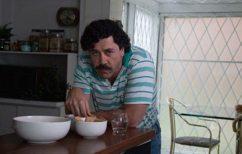 Javier Bardem e la fatica di essere Pablo Escobar