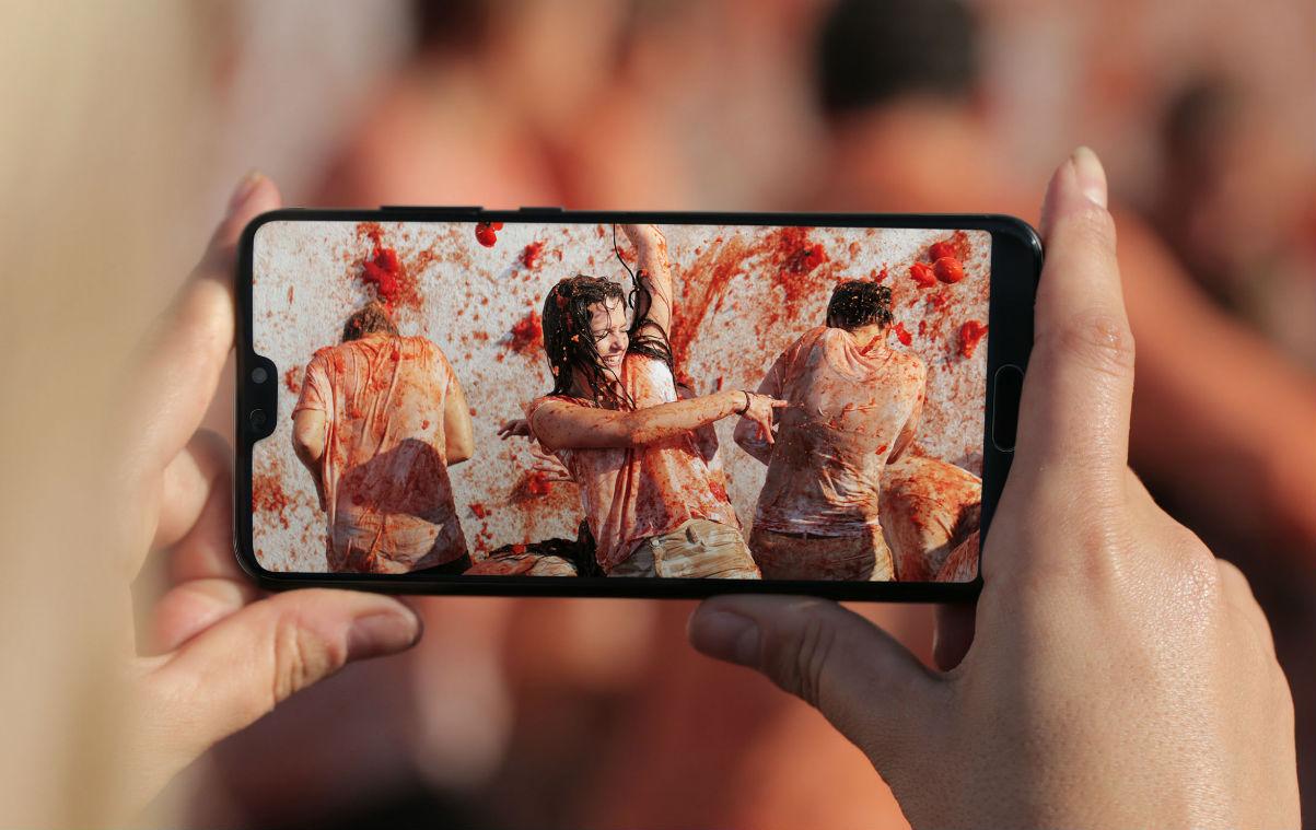 Huawei P20 Pro - Foto stampa