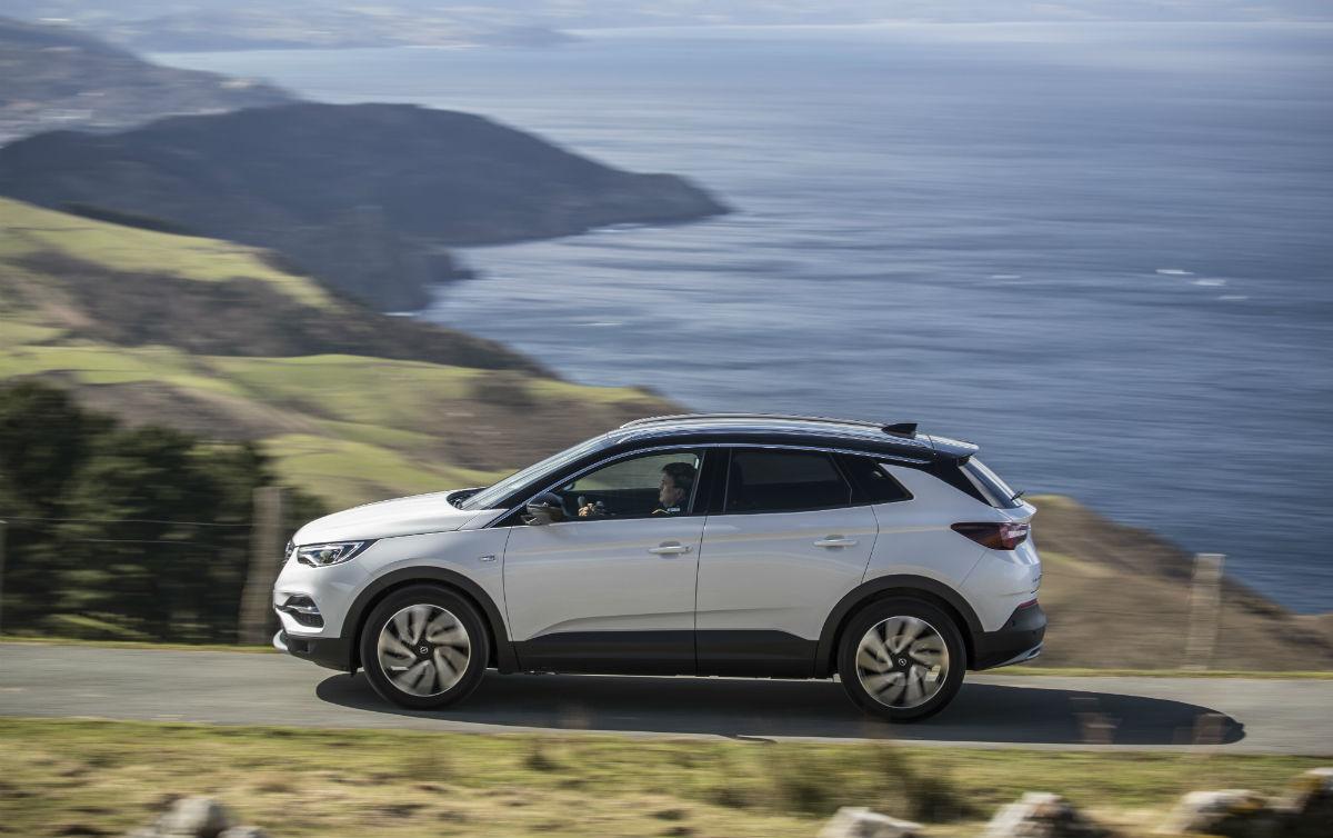 Opel Grandland X - Foto stampa