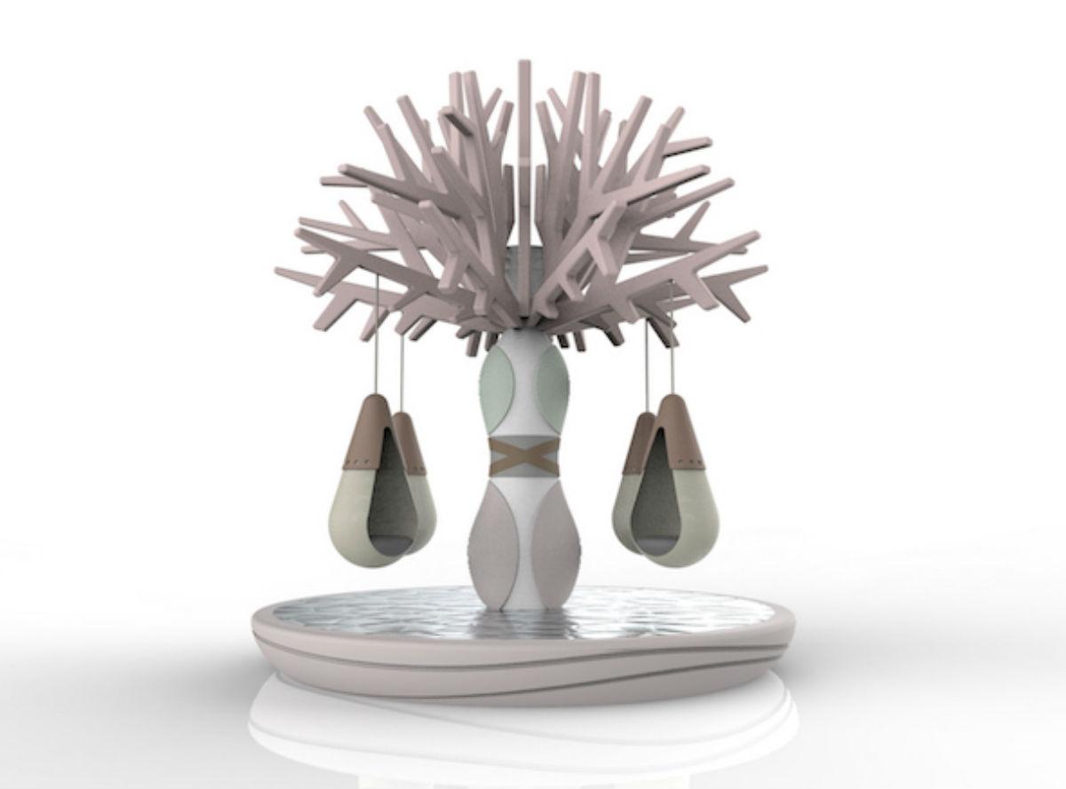 Don't call me... Dafne, l'installazione di Timberland alla Design Week
