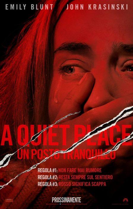 'A Quiet Place': la paura non fa rumore