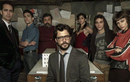 'La casa di carta', 'Suburra' e gli altri: tutte le novità di Netflix