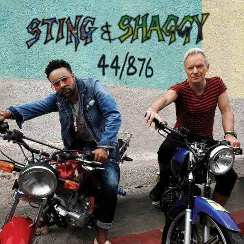 44/786 - Sting & Shaggy