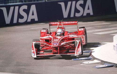 Formula E, Sam Bird è il 'Re elettrico' di Roma