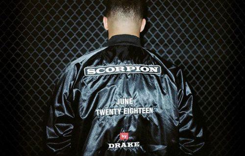 Drake, il nuovo album è 'Scorpion'