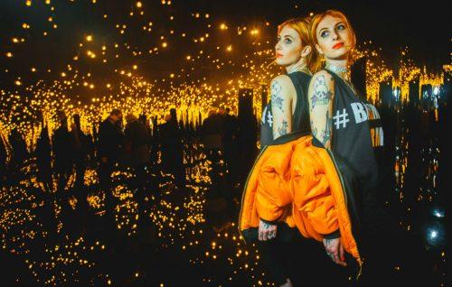 Ema Stokholma al party GLO LIVE a Torino - Foto di Fabrizio Cestari
