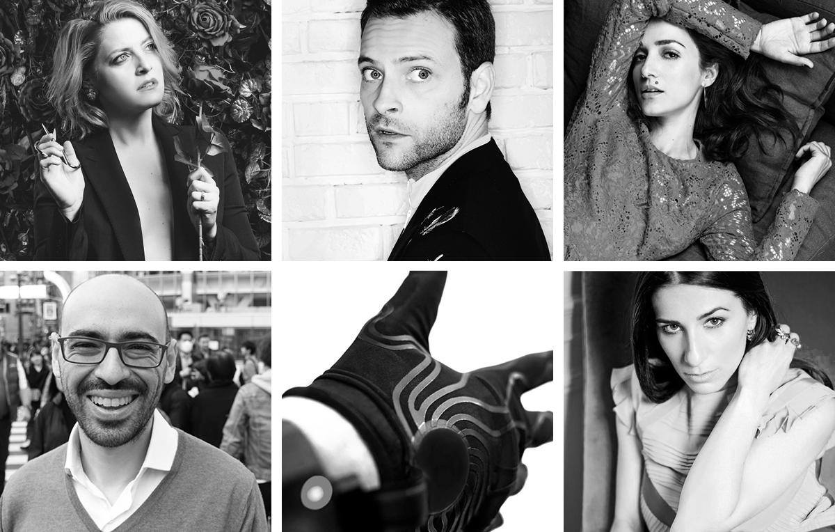 Tra i protagonisti della settimana di di free exhibition e talks: Alessandro Borghi, Eleonora Carisi, Salvatore Aranzulla e i ragazzi di Remidi Project.