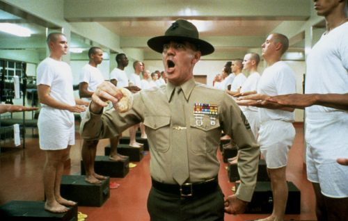 È morto R. Lee Ermey, il sergente di 'Full Metal Jacket'