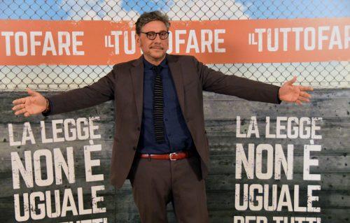 Sergio Castellitto, tra 'Il Tuttofare' e il rap di Fabri Fibra