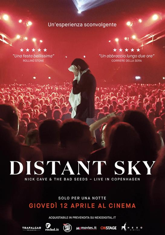 Distant Sky - David Barnard