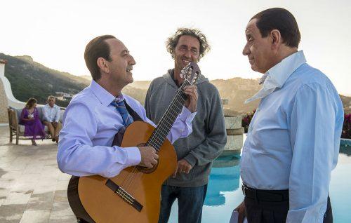 'Loro', Paolo Sorrentino racconta il suo film su Berlusconi