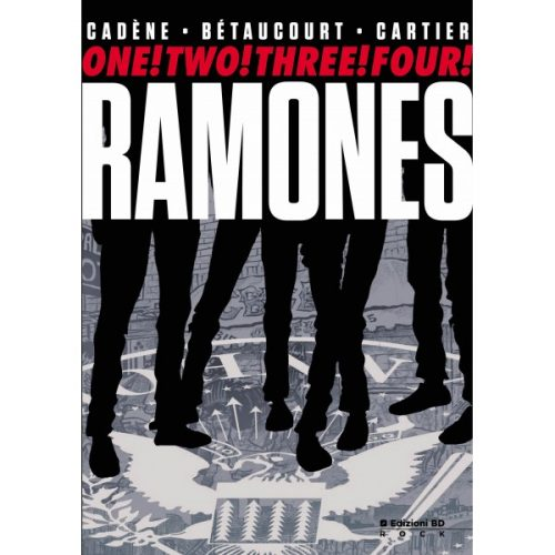 One! Two! Three! Four! Ramones - AA. VV.