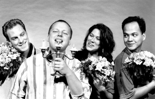 Pixies, una grande festa per i 30 anni di 'Surfer Rosa'