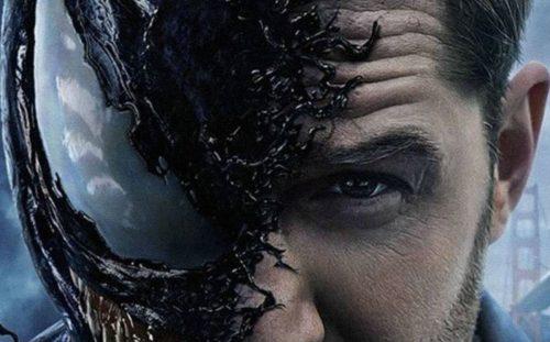 Nel nuovo trailer di 'Venom' c'è Venom