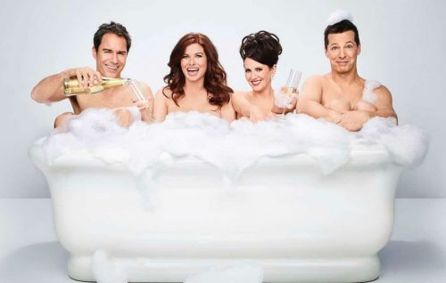 'Will & Grace', quando le risate in tv erano vere