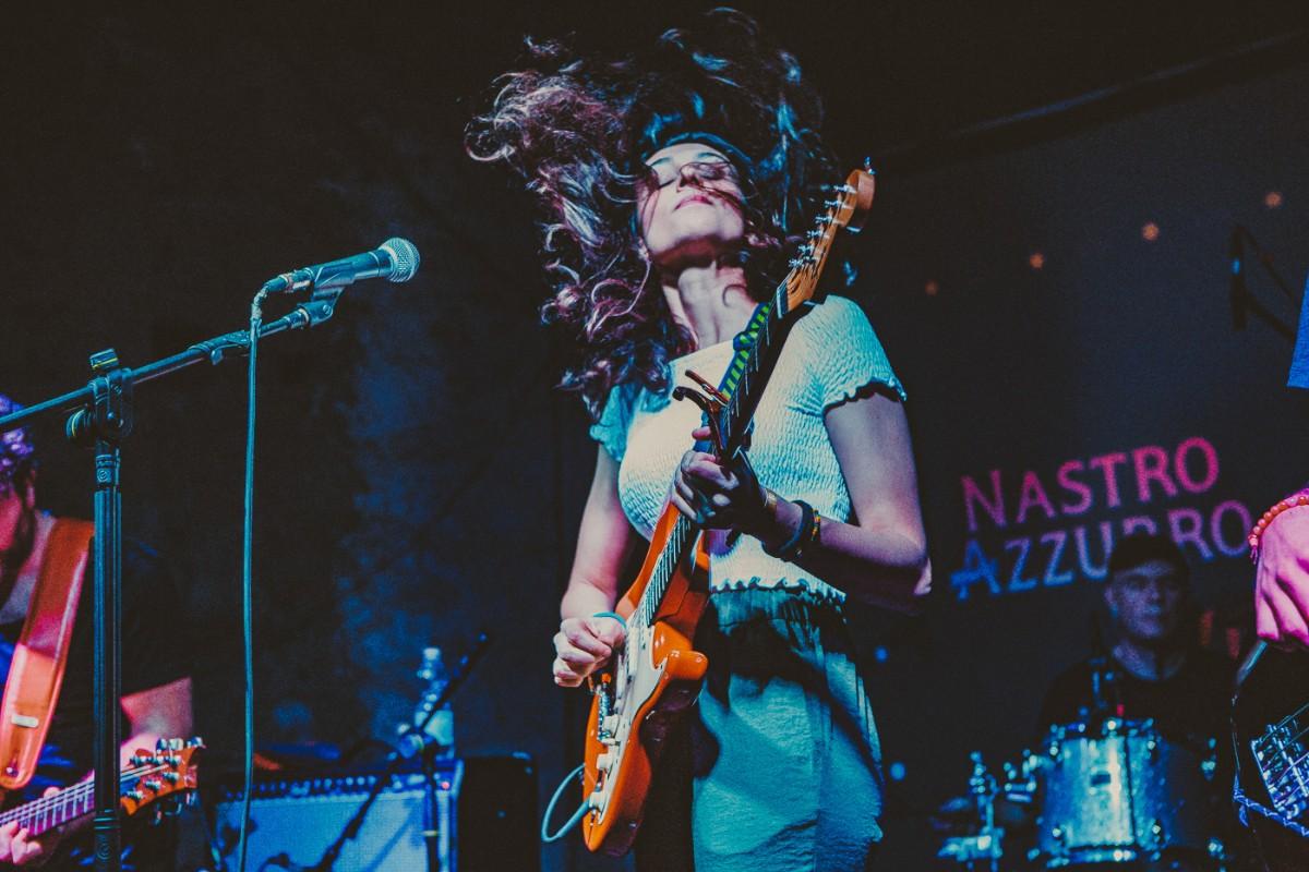 Mèsa sul palco del Lanificio 25 per la seconda tappa di Nastro Azzurro Live - Foto di Kimberley Ross