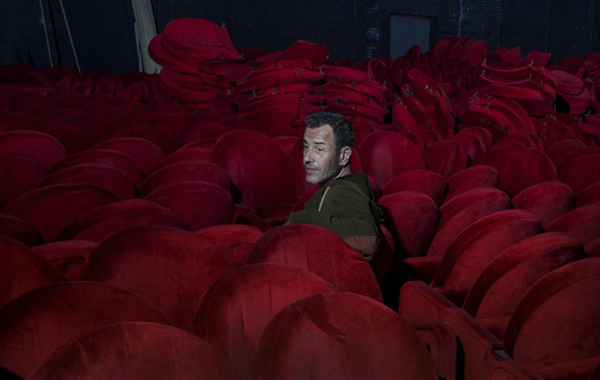 Matteo Garrone. Foto di Stefano Barone.