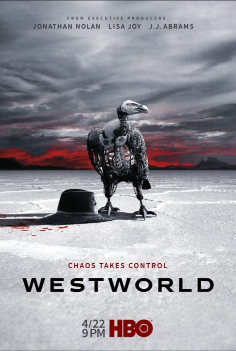 Westworld 2 - Jonathan Nolan