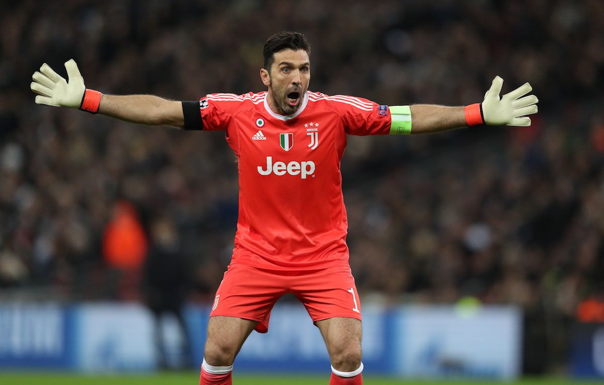 Gigi Buffon ha lasciato la Juventus. Foto: The Times/News Licensing