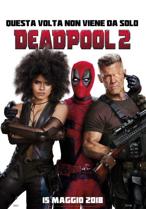 Deadpool 2 - David Leicht