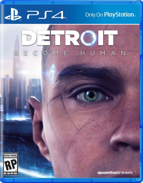 Detroit: Become Human - David Cage