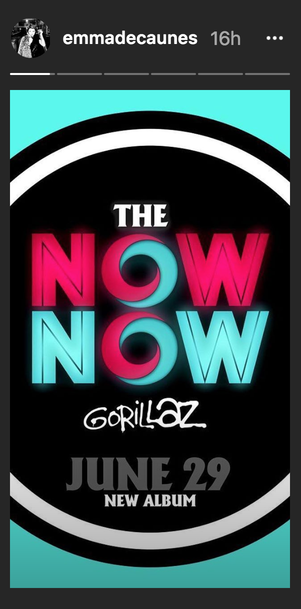 Gorillaz story