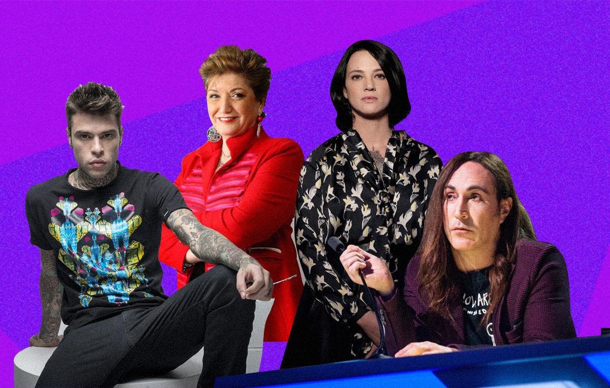 X Factor 2018, Asia Argento nella giuria