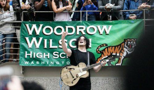 jack white high school