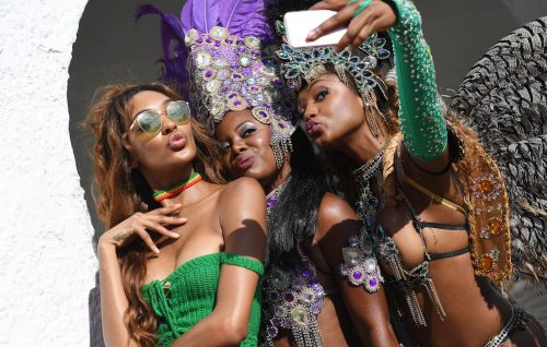 Un momento del Notting Hill Carnival. Foto: Chris J Ratcliffe/Getty Images For RedBull