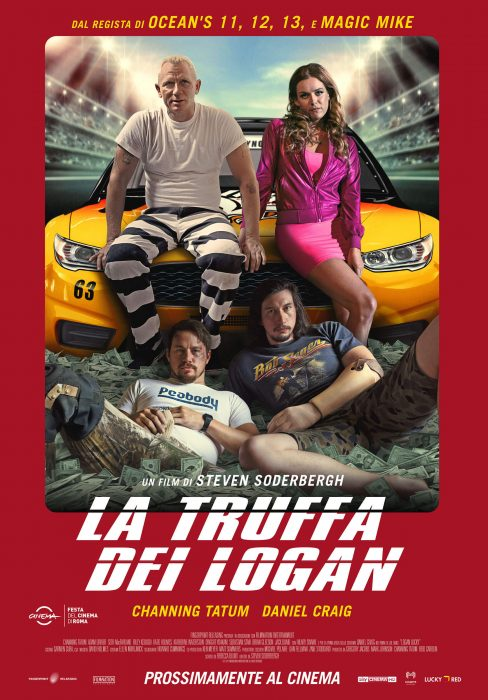 La truffa dei Logan - Steven Soderbergh