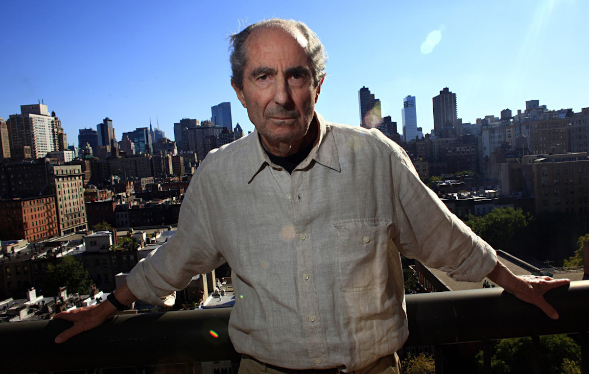 Philip Roth era nato a Newark nel 1933.
