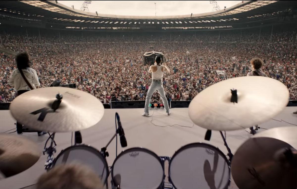 Bohemian Rhapsody - Ecco Rami Malek nel primo trailer!