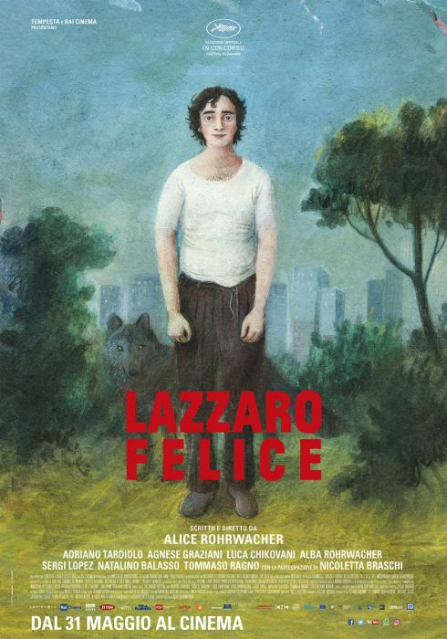Lazzaro felice - Alice Rohrwacher