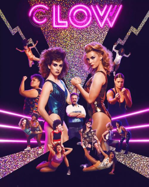 Glow - Liz Flahive, Carly Mensch
