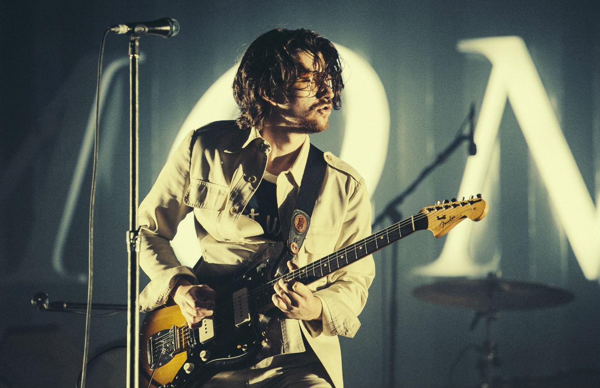 Gli Arctic Monkeys al Primavera Sound. Credit: Sergio Albert.