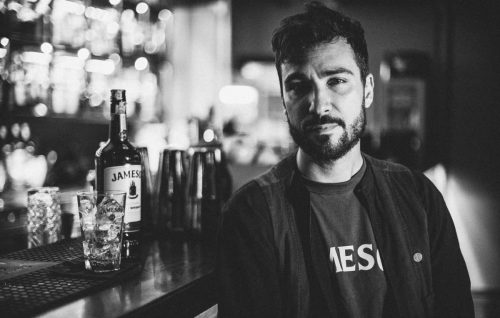 Daniele De Vita, un graphic designer con la passione per la musica di strada - Foto di Kimberley Ross
