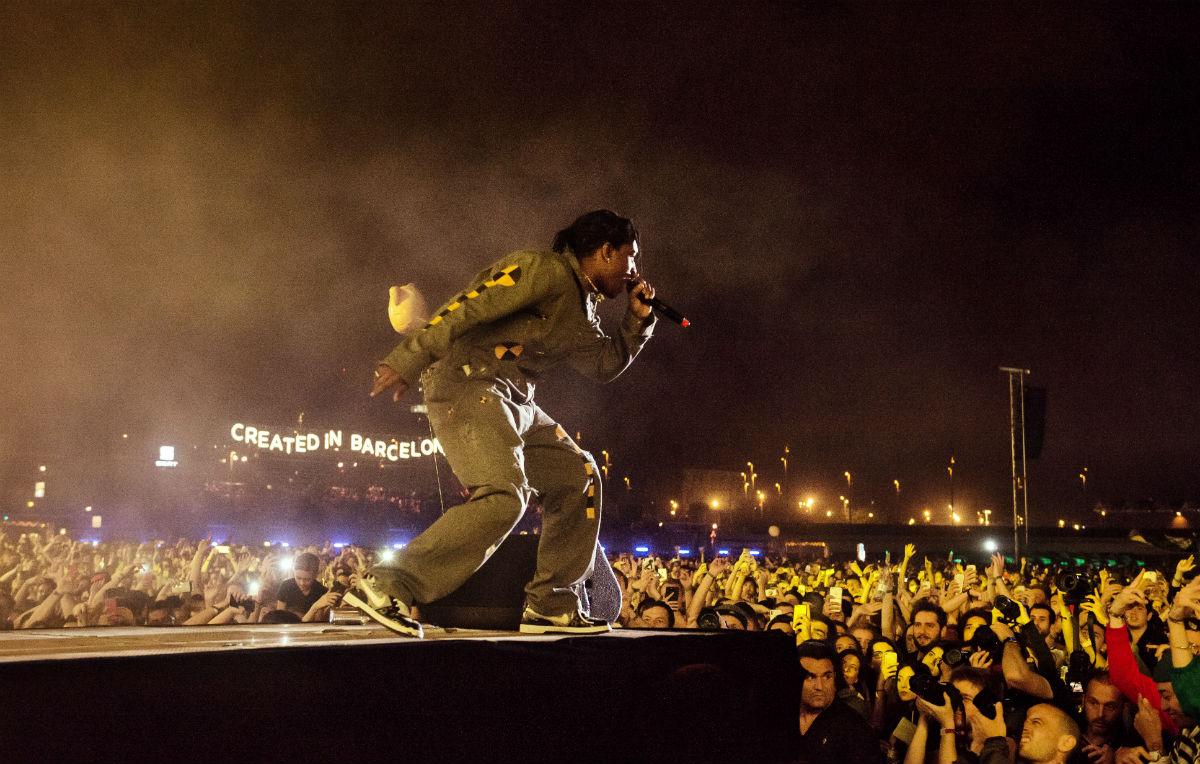Visita in esclusiva l'hotel di A$AP Rocky | Rolling Stone Italia